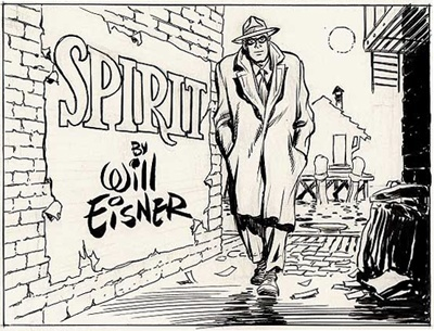 The Spirit torna con una nuova serie targata Dynamite