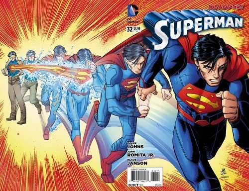 Superman: The men of tomorrow, parte 1