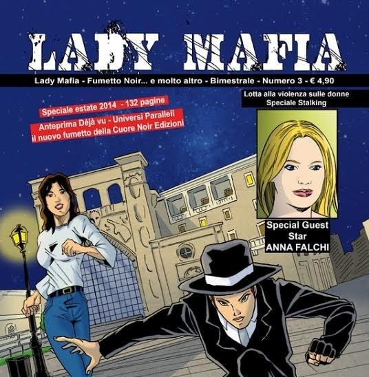 Anna Falchi e Lady Mafia insieme contro la violenza sulle donne