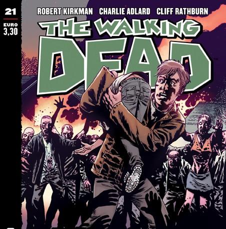 """Disponibile The Walking Dead #21: """"Sotto assedio"""""""