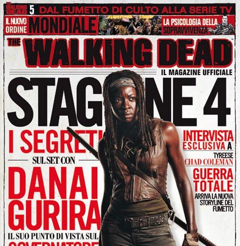 The Walking Dead Magazine #5 è in edicola