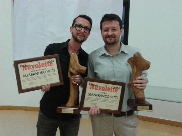 """Il disegnatore tarantino Gianfranco Vitti conquista il """"Premio l'Esordio"""""""