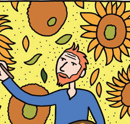 "Bao Publishing presenta ""Vincent"": Van Gogh a fumetti"