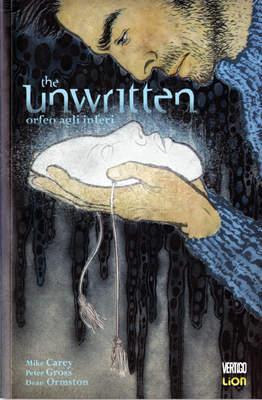 The Unwritten #8: Carey, Gross e la verità dietro le storie
