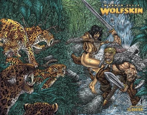 Wolfskin di Warren Ellis: un viaggio fantasy tra politica e religione
