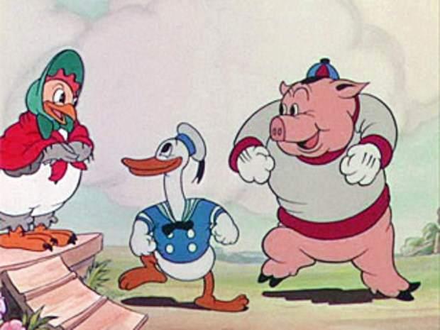 Paperino, da Howard a Daffy ottant'anni di imitazioni