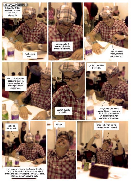 24HIC - Senza titolo - Ausonia (2007)_24 Hour Comics