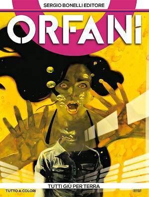Orfani #11 - gli eroi di Roberto Recchioni muoiono soli