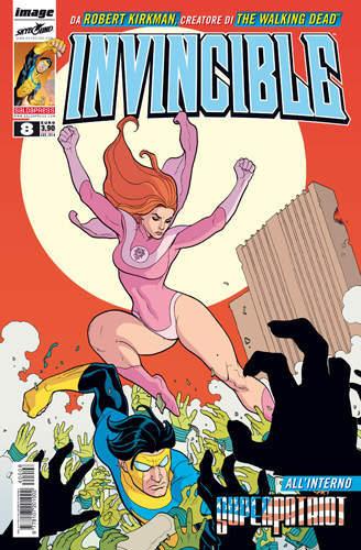 Invincible, l'ottavo numero della serie di Robert Kirkman e Cory Walker