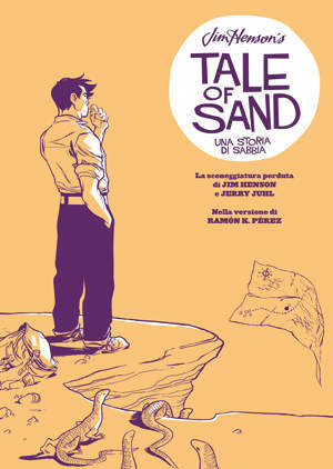 Tale of Sand: Una storia di sabbia – Il racconto perduto di Jim Henson