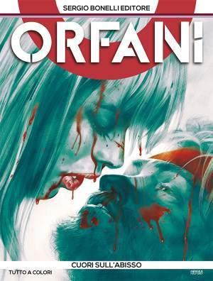 Orfani #10: una storia d'amore e odio sullo sfondo delle stelle