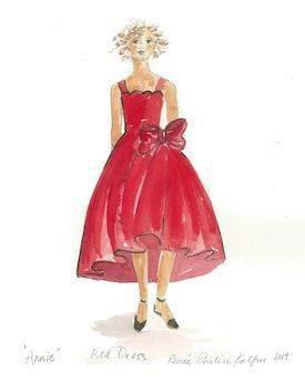 Annie: linea di vestiti ispirata al film