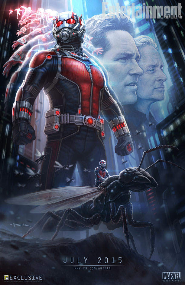 Ant-Man: al via le riprese