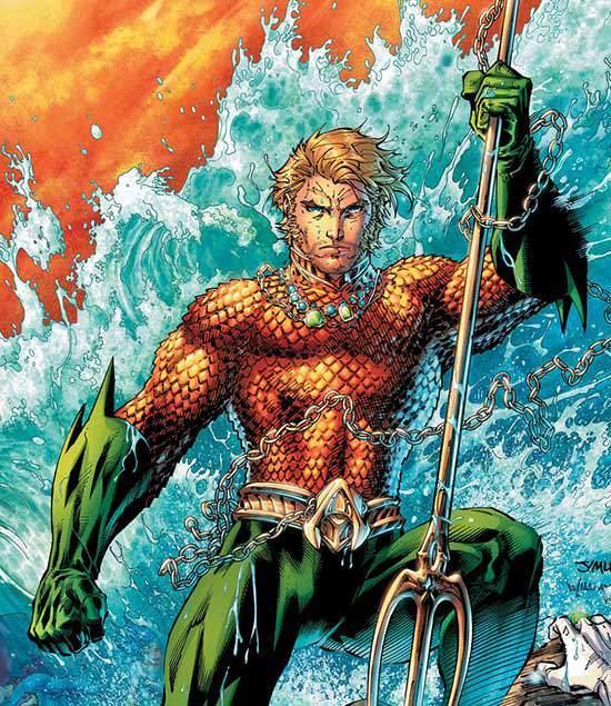 Due sceneggiatori per il film di Aquaman