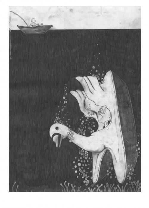 """""""Cani selvaggi"""", pagina 11"""