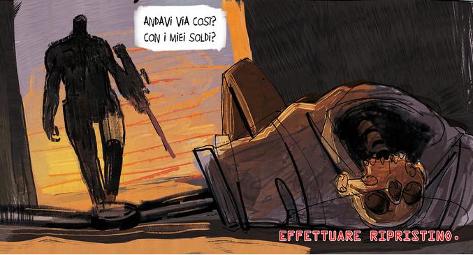 Nella rete del fumetto: webcomic sotto l'ombrellone