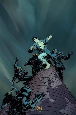 Scott Snyder e Greg Capullo per il Batman dei New 52!