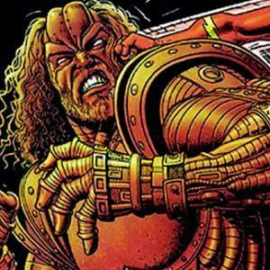 The Flash: arriva un nuovo villain, Girder