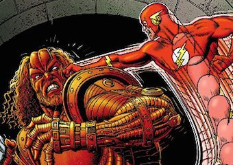 The Flash: Greg Finley è Girder