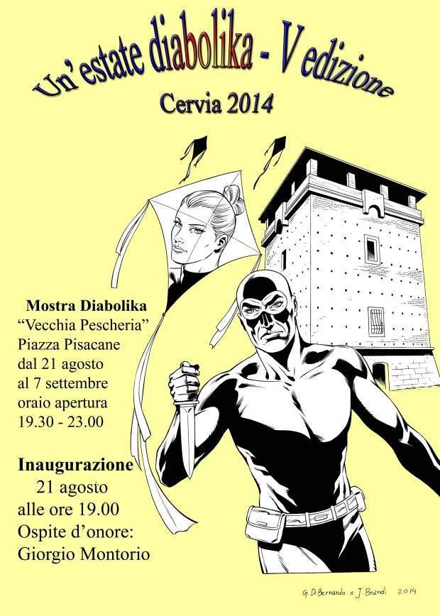 manifesto un'estate diabolika 2014