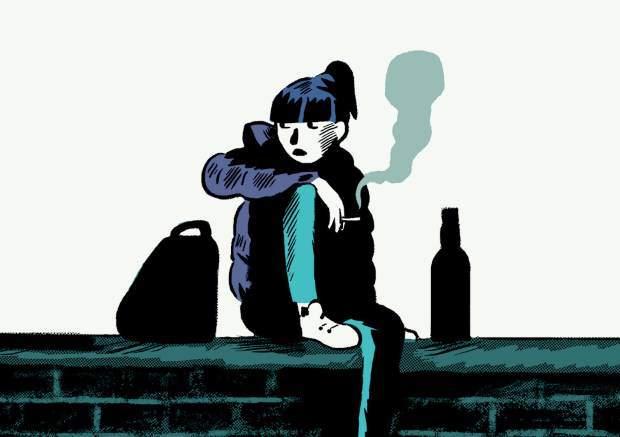 """""""Il muretto"""" di Fraipont e Bailly: una dura adolescenza nel Belgio degli anni '80"""