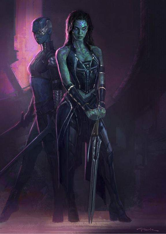 nebula-and-gamora_concept-art-by-andy-park
