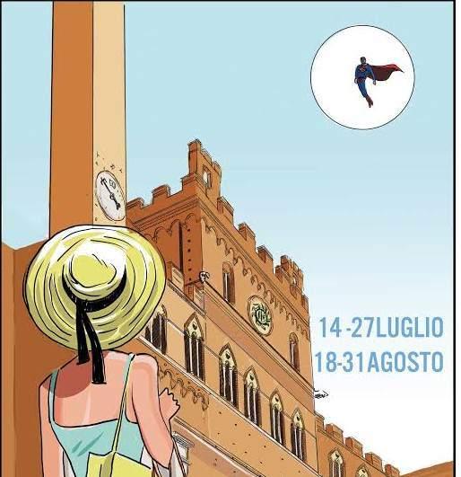 Corsi estivi all'Accademia del Fumetto Siena