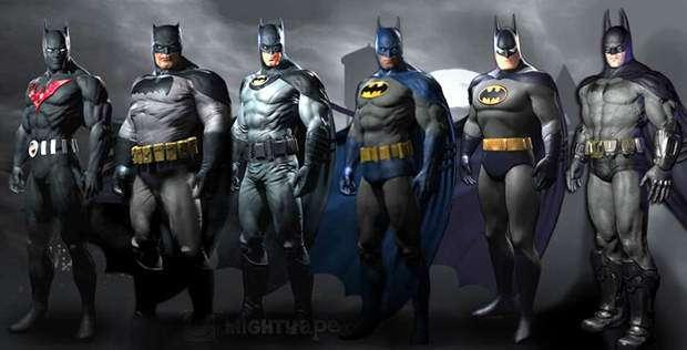 I Batman di Altroquando_Approfondimenti