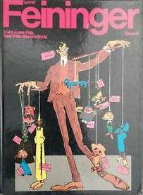 300-Feininger-kin-fer-kids-wee-willie-winkies-world-_300: biblioteca essenziale del fumetto