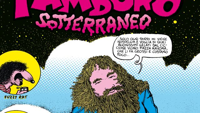 Tamburo sotterraneo: progetto crowfunding su Stefano Tamburini
