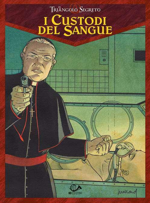 "Torna ""I Custodi del Sangue"", il thriller esoterico del Vaticano"