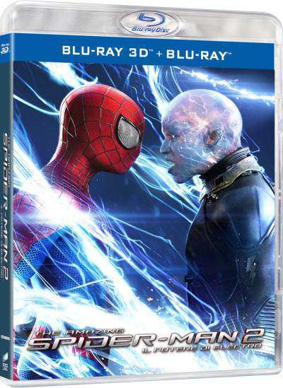 TheAmazingSpiderman2_BD3D_Pack_3D_BD3269350-e1410273634992_Notizie