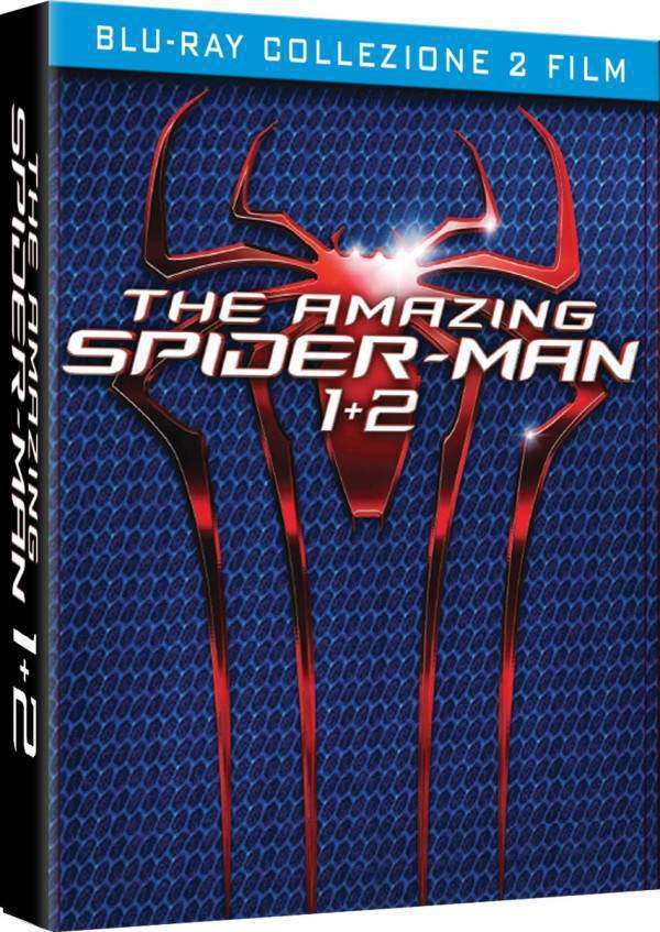 TheAmazingSpiderman_Boxset_1_2_BD_Pack_3D_BD269550-e1410273608793_Notizie
