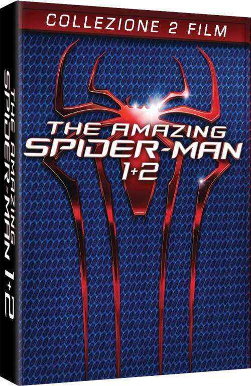 TheAmazingSpiderman_Boxset_1_2_DVD_Pack_3D_DV269520-e1410273622171_Notizie