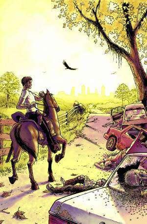 Con La Gazzetta dello Sport i fumetti e i dvd di The Walking Dead