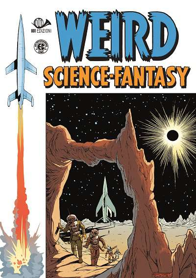 Cover weird science fantasy.indd