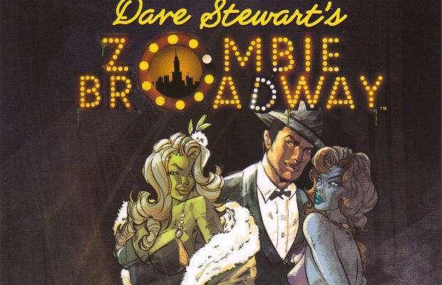 Graphic Novel Zombie Broadway di Dave Stewart diventa un film