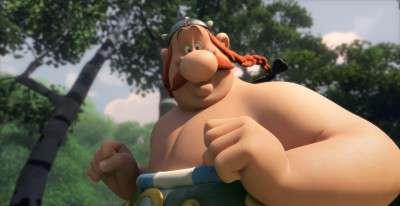 Nuove immagini da Asterix: Le domaine des dieux