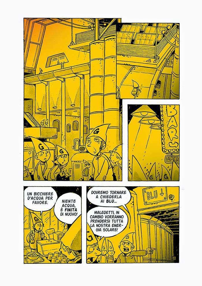 Lo Spazio Bianco nel cuore del TCBF 2014: Claudio Bandoli, Io e la mia storia