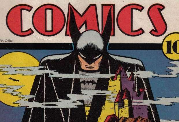 Il Batman inedito degli anni Settanta