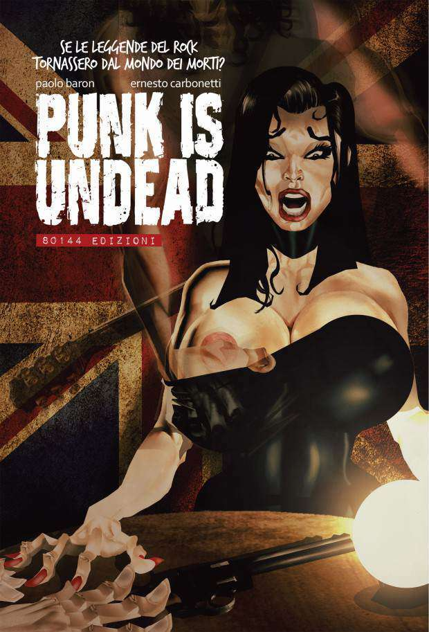 Punk Is Undead e l'unione tra rock e fumetto