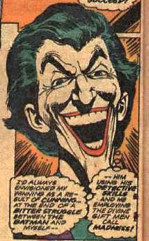 Il Joker di Neal Adams