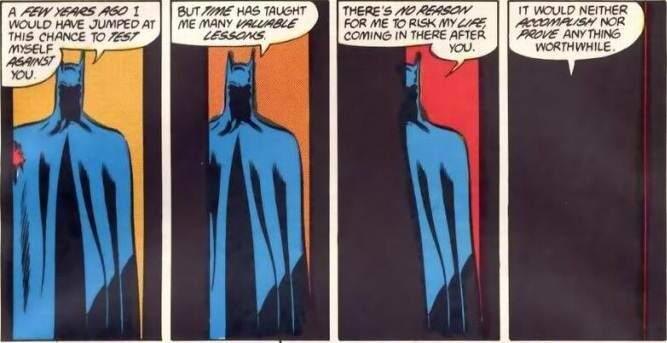 Batman e la cultura reaganiana