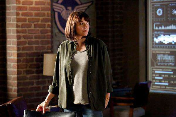 Agents of S.H.I.E.L.D. - Parla Lucy Lawless