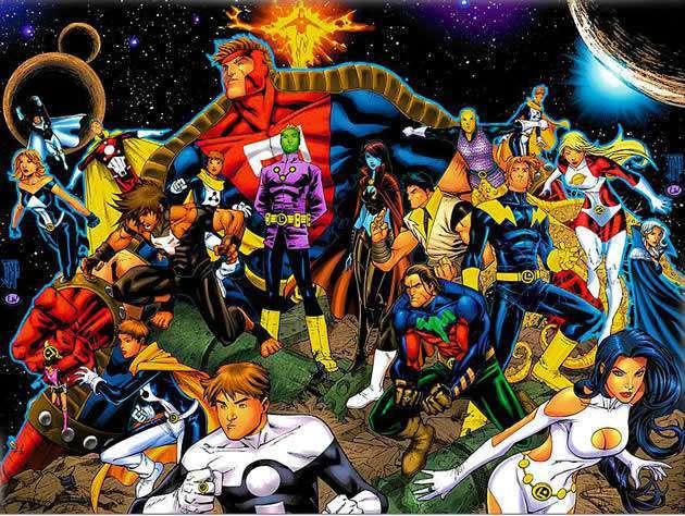 Legione dei Supereroi: La Warner pensa a un film?