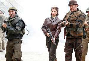Ecco Hayley Atwell in Marvel's Agents of S.H.I.E.L.D.