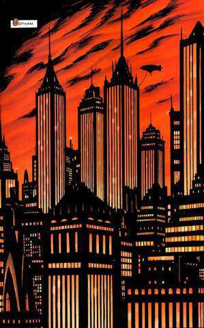 Promenade per Gotham City