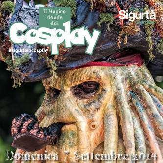 Il magico mondo del cosplay domenica 7 settembre (VR)