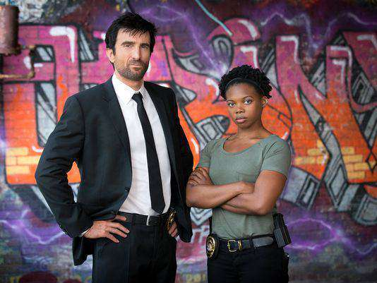 Powers: Prima immagine del serial tv