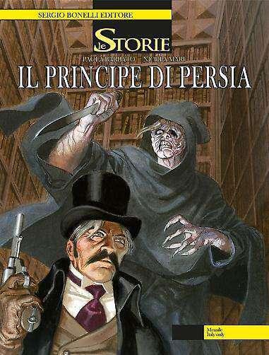 Le Storie #23 - Il principe di Persia (Barbato, Mari)